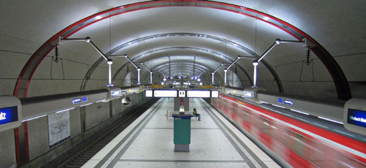 Afbeelding van Amsterdamse metrotunnel opnieuw deels dicht