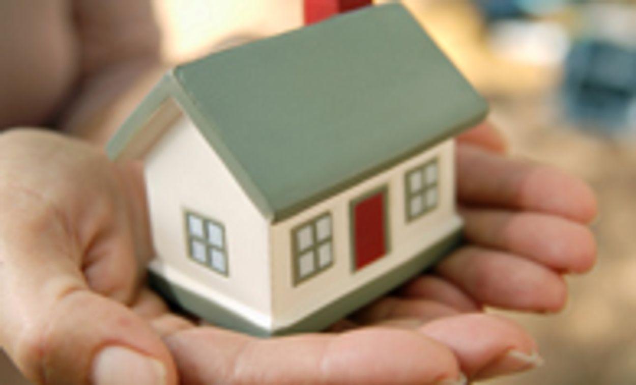 Afbeelding van 'Terughoudendheid banken nekt woningmarkt'