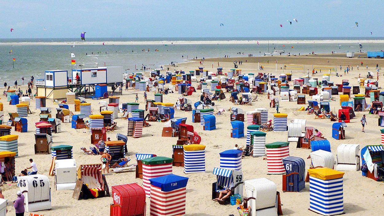 Afbeelding van Te druk op openbare plekken, zomer met beperkingen dreigt