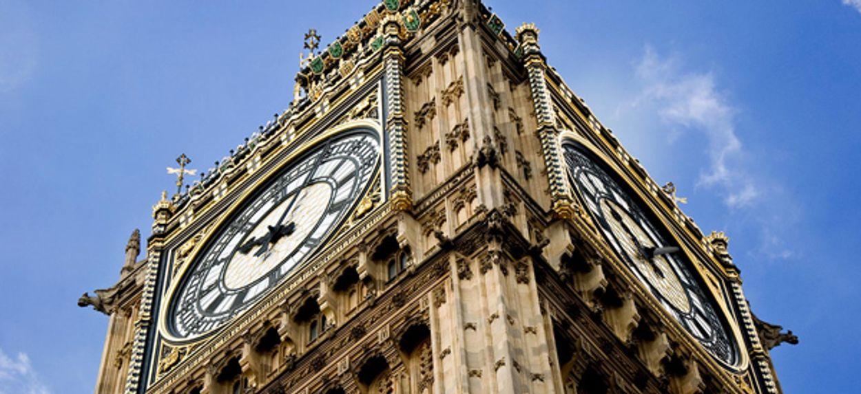 Afbeelding van Londen bij toeristen zeer in trek