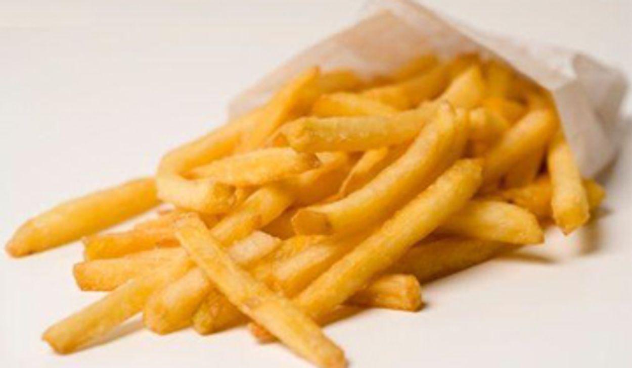 Afbeelding van Belgische friet wordt korter