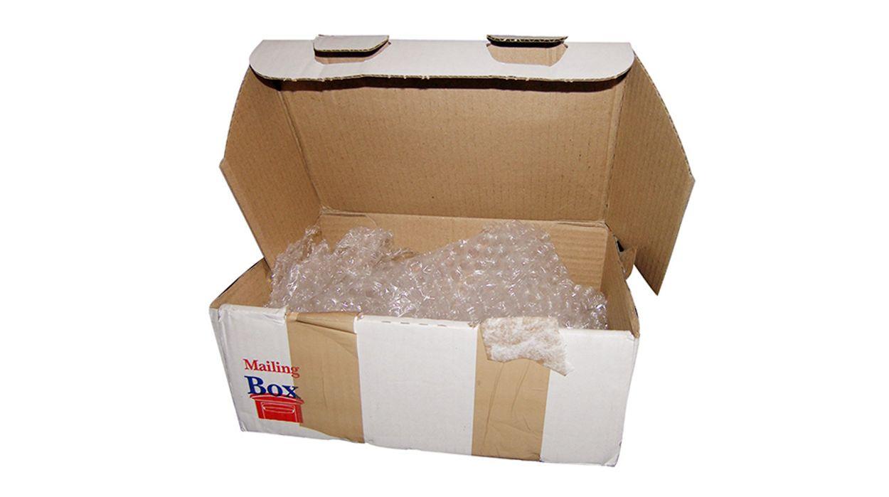 Afbeelding van 447.000 pakketjes te laat bezorgd in december