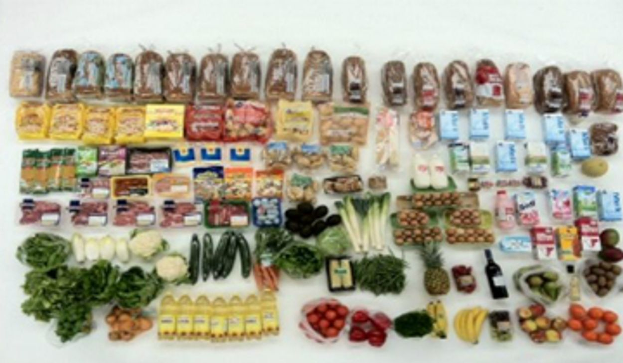Afbeelding van Veel meer mensen naar de voedselbank