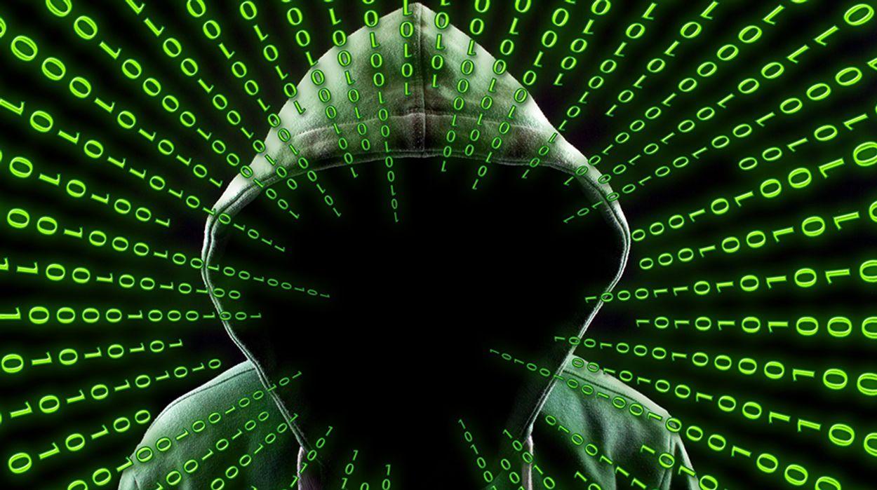 Afbeelding van 1 op de 12 mensen slachtoffer van cybercrime
