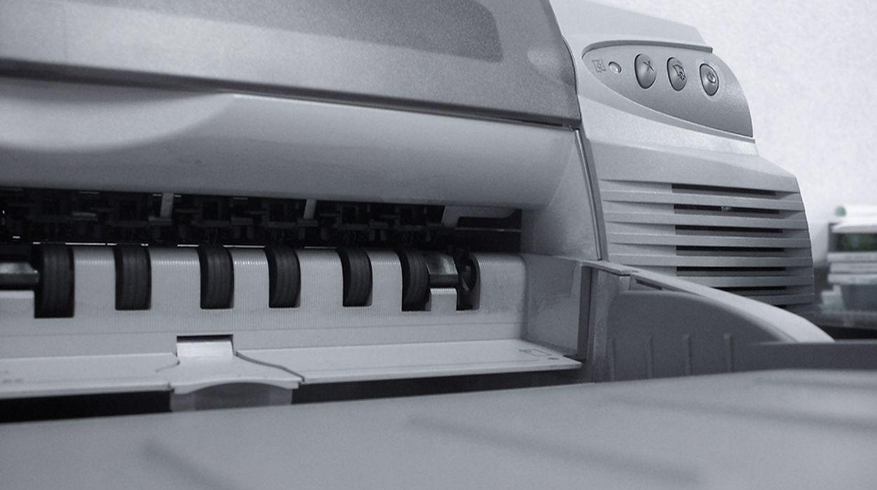 Afbeelding van 'HP erkent blokkeren goedkope inktpatronen printers'