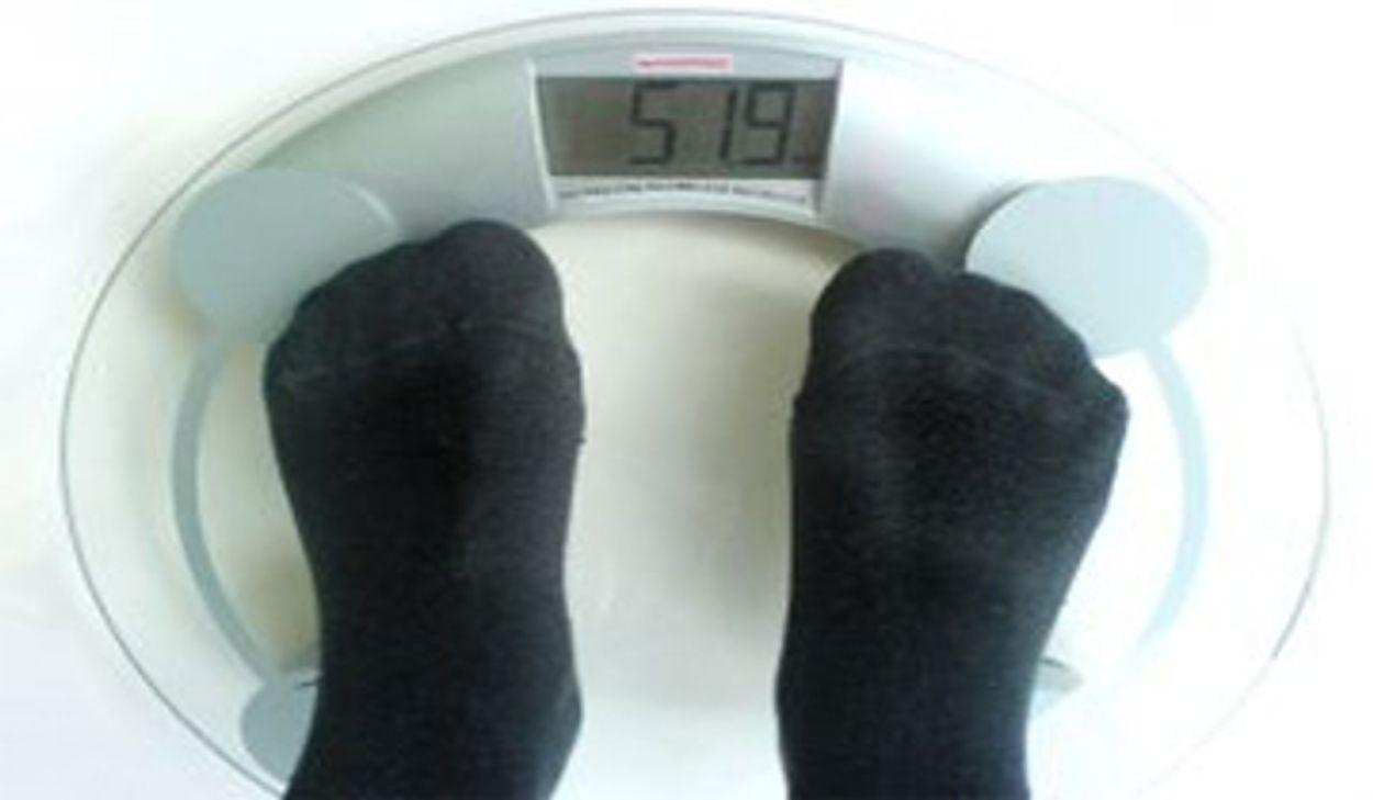 Afbeelding van Te dikke en te dunne mensen zijn depressiever