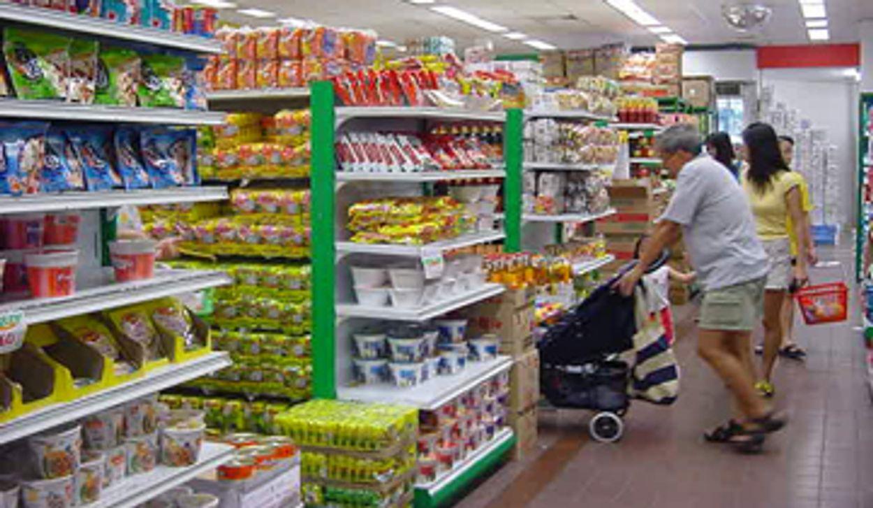 Afbeelding van Consument flink duurder uit in supermarkt