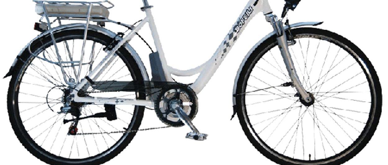 Afbeelding van Zeeuwen fietsen kwart meer door e-bike
