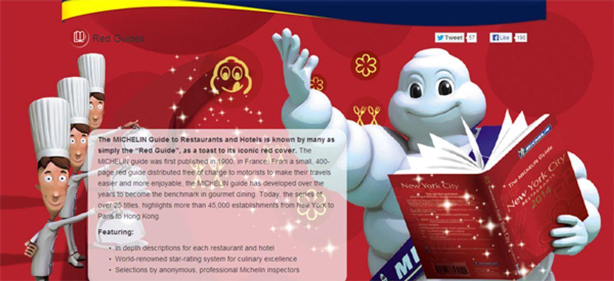 Afbeelding van Michelin moet nieuwe formules gaan beoordelen