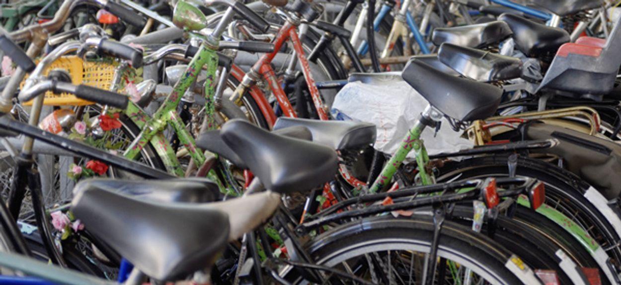 Afbeelding van 'Gemeente handelt als fietsendief'