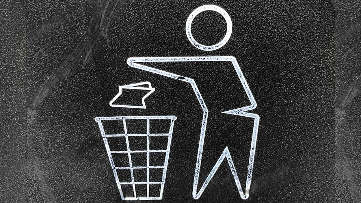 Afbeelding van Plattelandsbewoners genereren meeste afval
