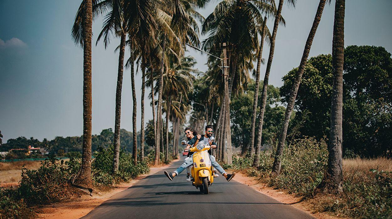 Afbeelding van Scooterongeluk op vakantie: hoe ben je verzekerd?