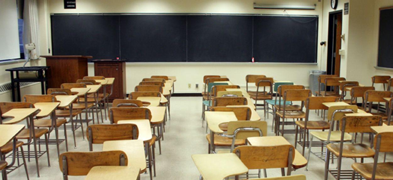 Afbeelding van 'Klas zonder leerkracht bij komende griepgolf'