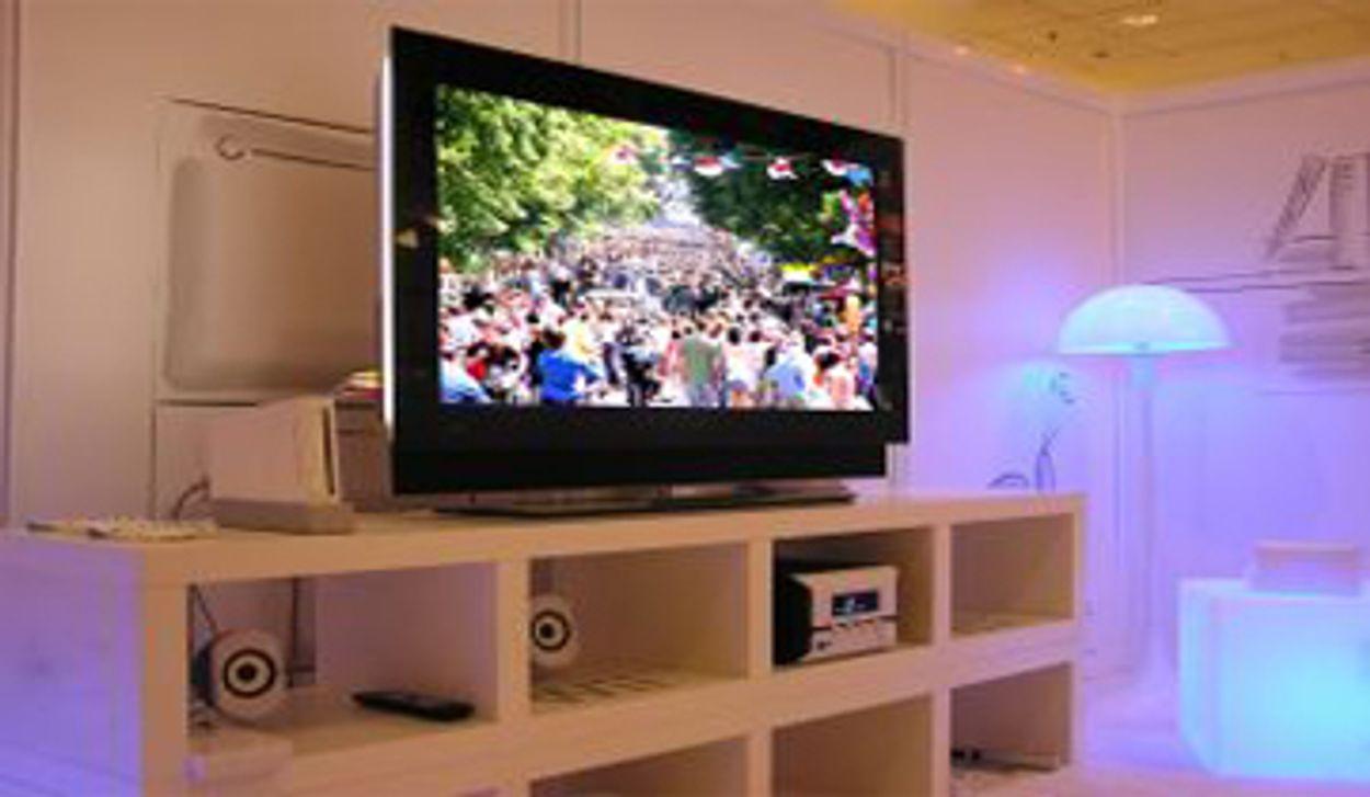 Afbeelding van Meer mensen kijken digitale tv