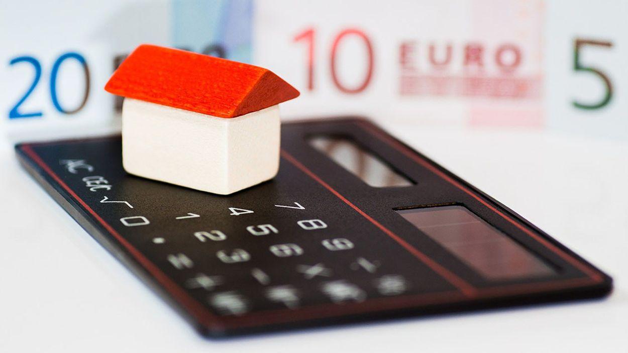 Afbeelding van 'Veel meer hypotheekaanvragen door stijgende rente'