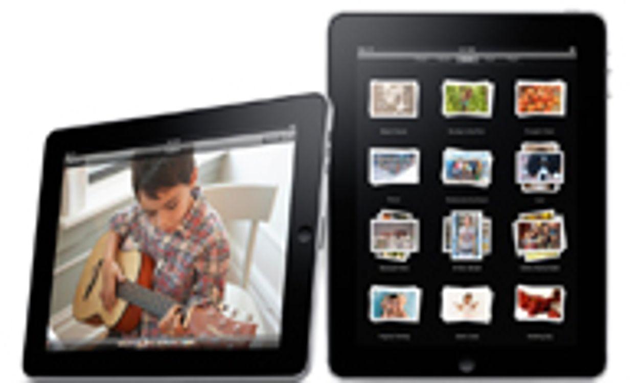 Afbeelding van Apple's iPad voorlopig niet in Nederland