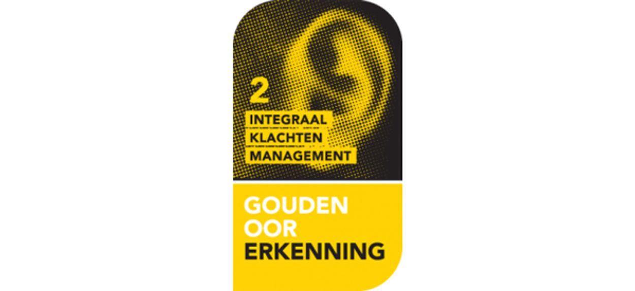 Afbeelding van Gouden Oor Erkenning' voor Yarden