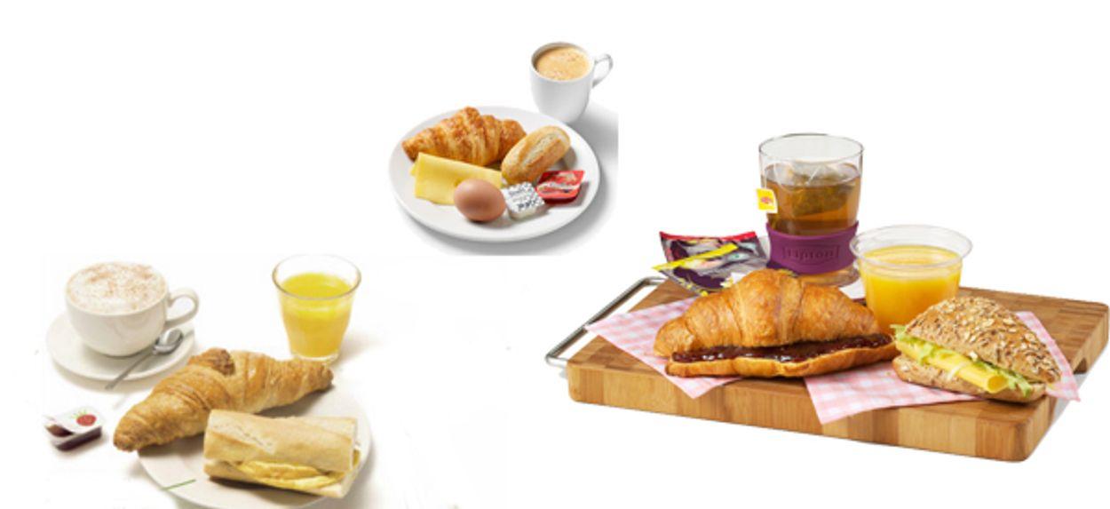 Afbeelding van Buitenshuis ontbijten is 'in'
