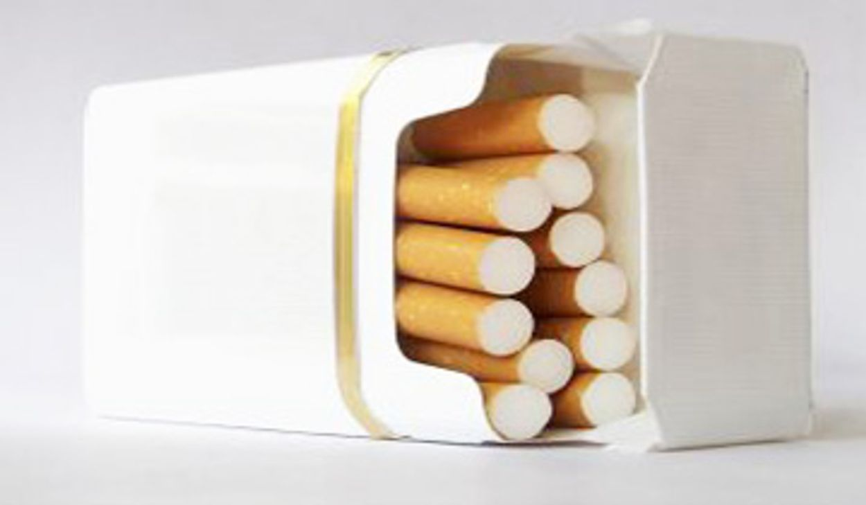 Afbeelding van 'Kabinet staat voor aap met rookbeleid'