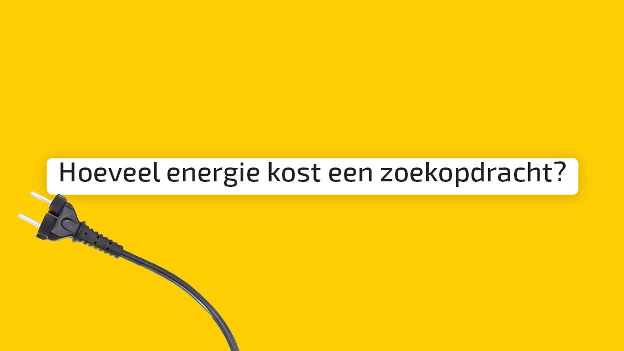 Afbeelding van Hoe beïnvloedt jouw browsergedrag je energieverbruik?