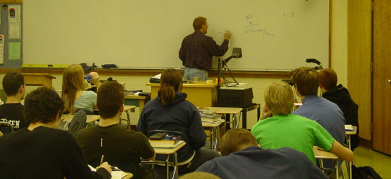 Afbeelding van Minder regels voor leraren