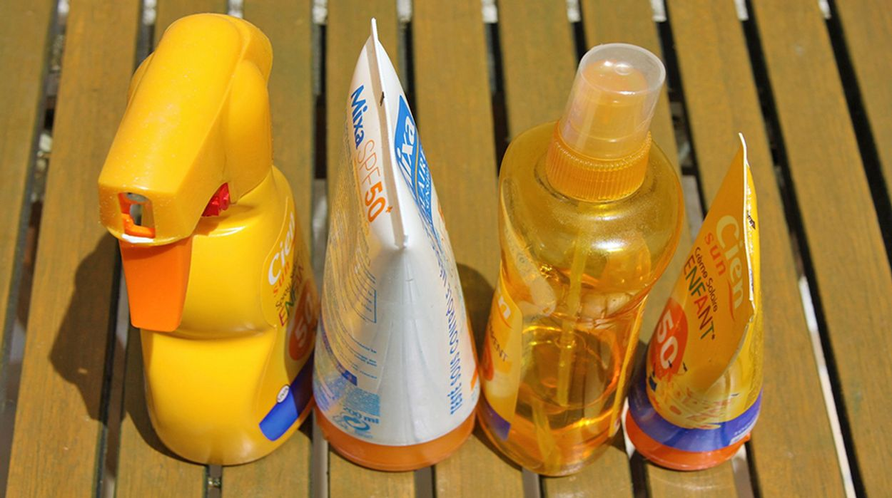 Afbeelding van 'Goed smeren tijdens zonnige nazomer'