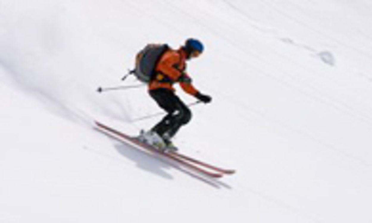 Afbeelding van Minder wintersportletsel door betere sneeuw
