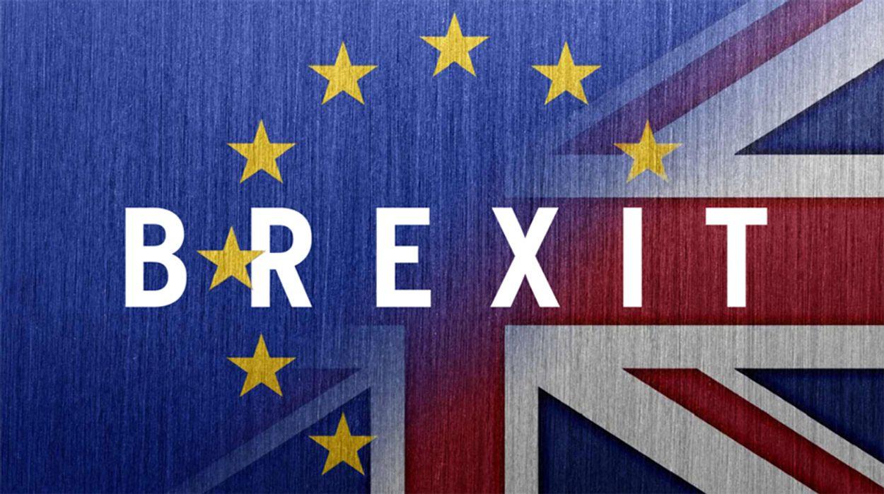 Afbeelding van EU tekent uittredingsverdrag Brexit