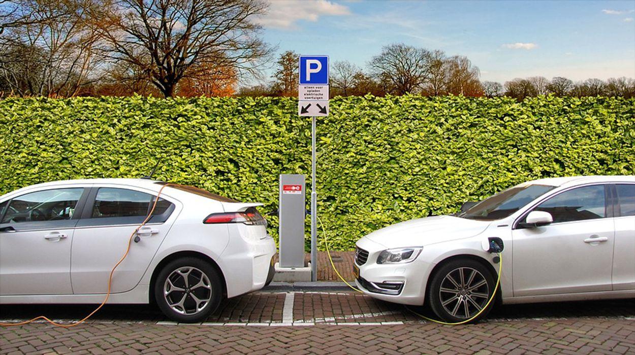 Afbeelding van 'Elektrische auto goedkoper dan diesel'