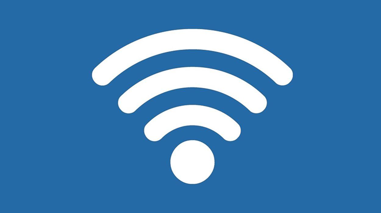 Afbeelding van Jeugd onvoorzichtig op onbeveiligde wifi