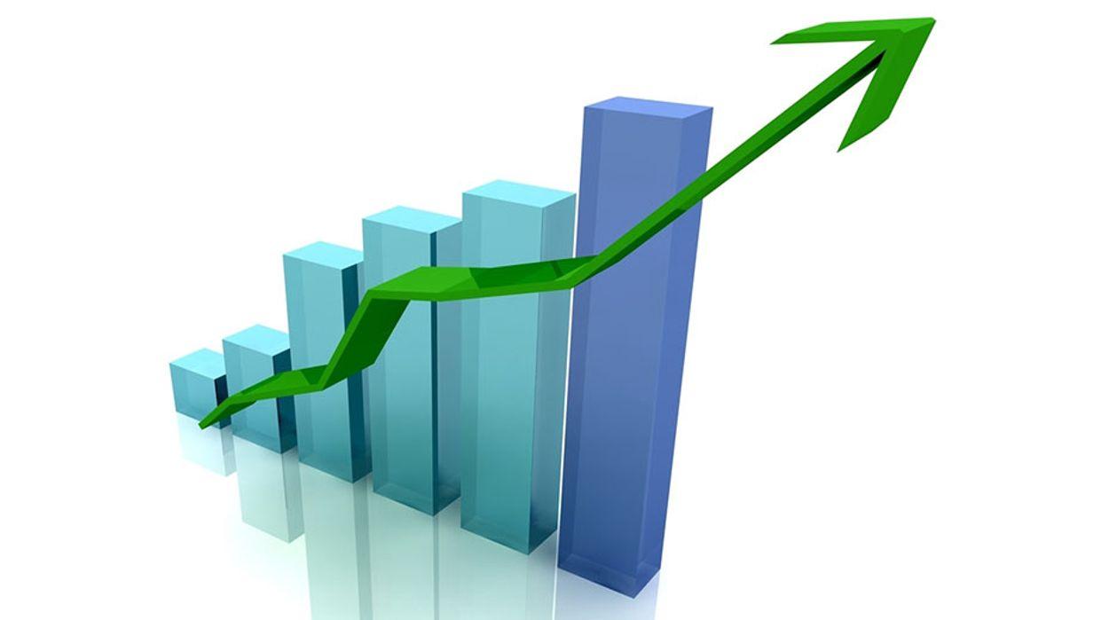 Afbeelding van Huizenprijzen sterkst omhoog in bijna 8 jaar