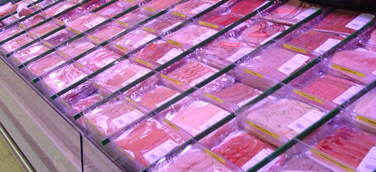 Afbeelding van 'Bewerkt vlees net zo kankerverwekkend als asbest'