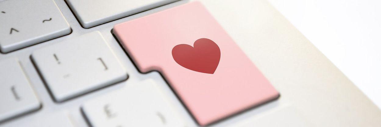 Afbeelding van Daten via datingapps als Tinder ingeburgerd