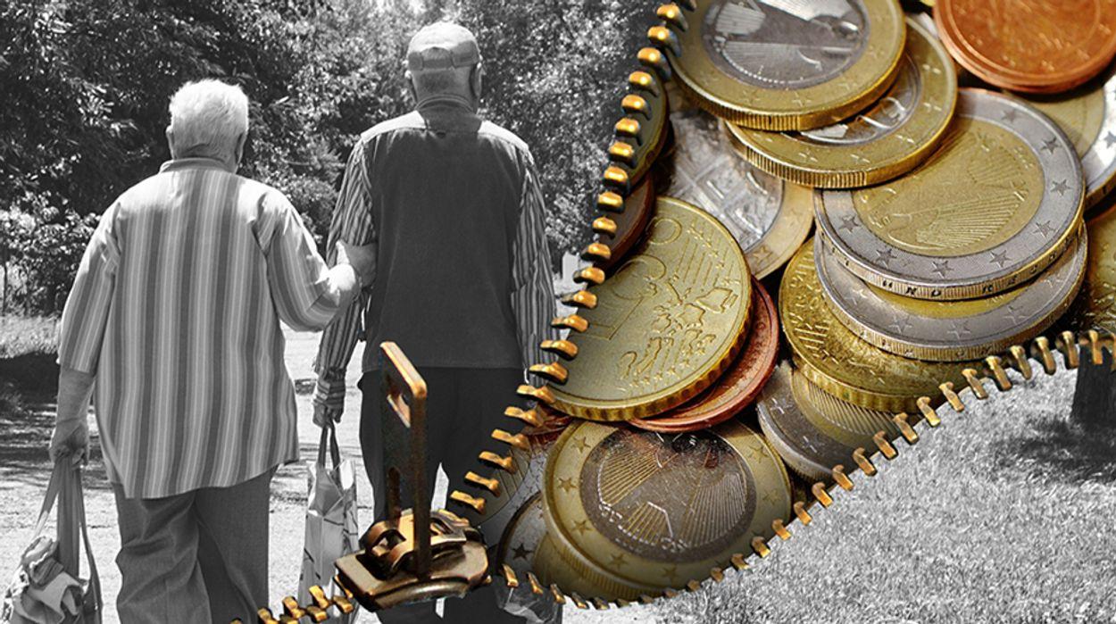 Afbeelding van 'Zorgen voor levensstandaard na pensioen'