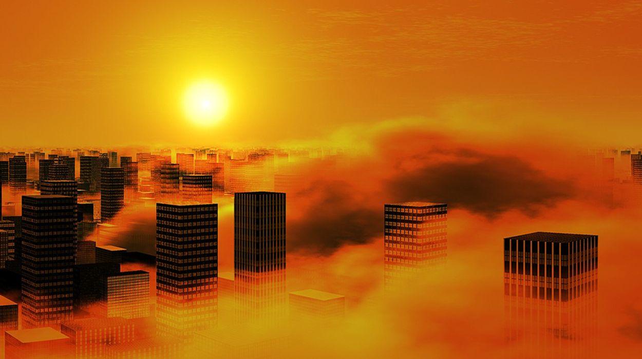 Afbeelding van 'Zaterdag smog door ozon in midden en zuiden van Nederland'