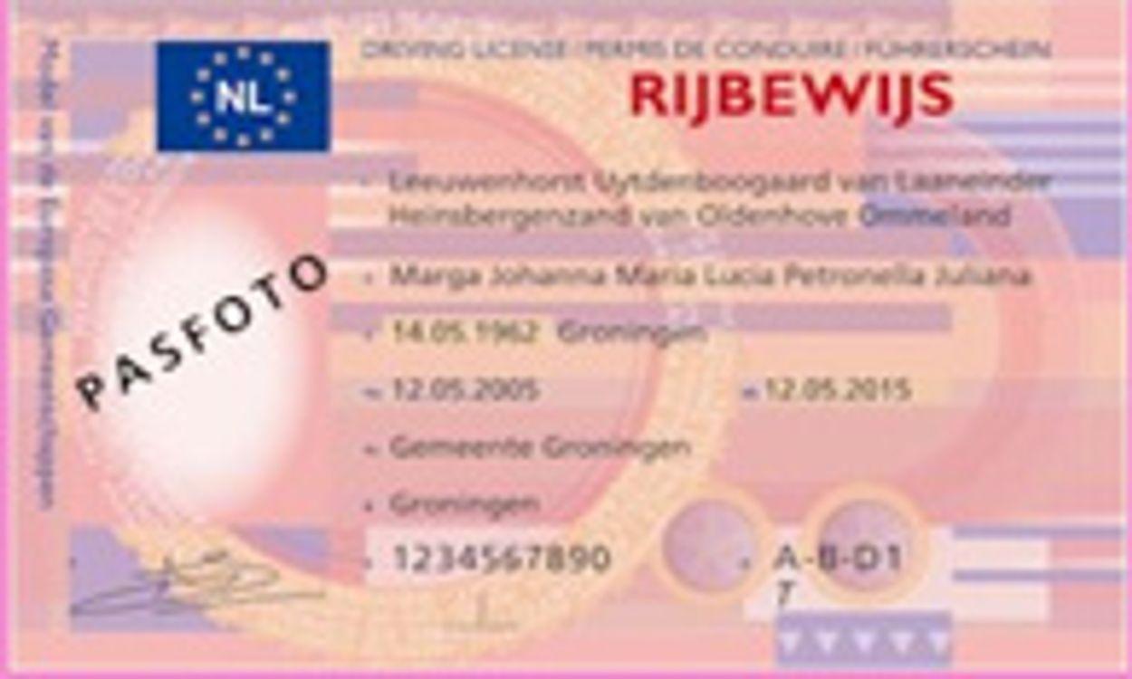 Afbeelding van Rotterdam wil 'donorformulier bij rijbewijs'