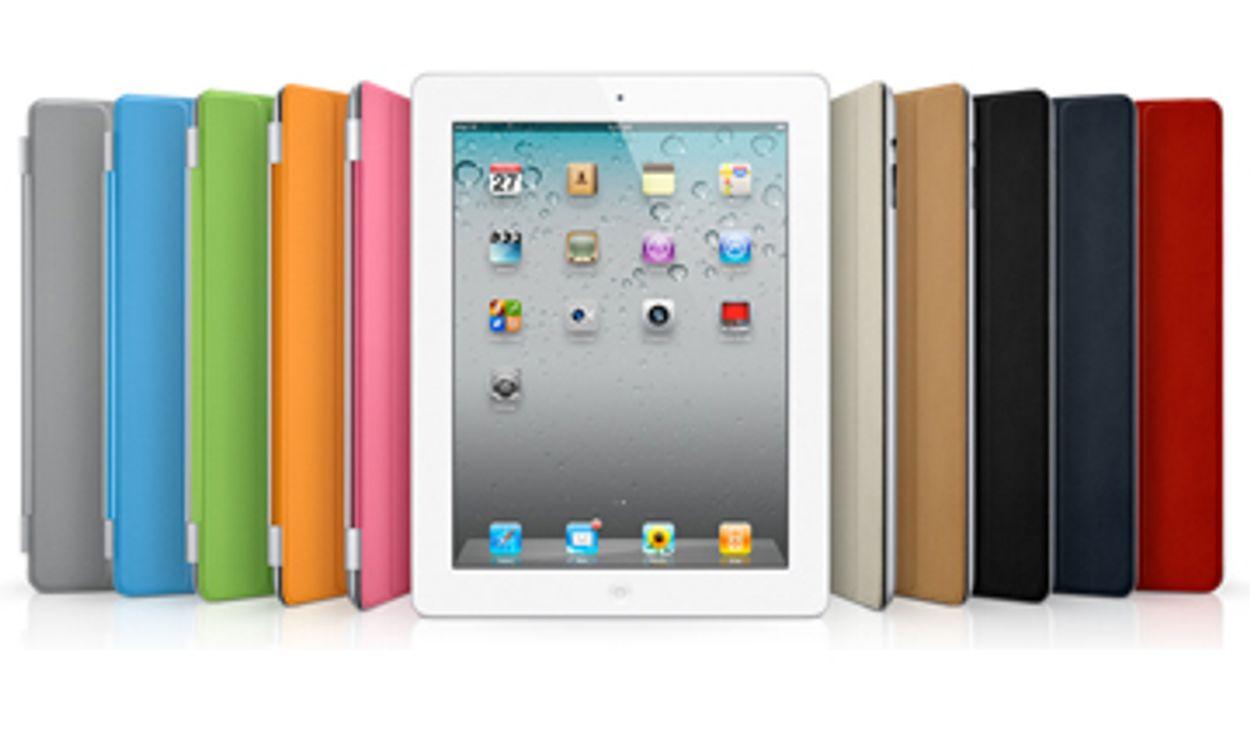 Afbeelding van Run op iPad2