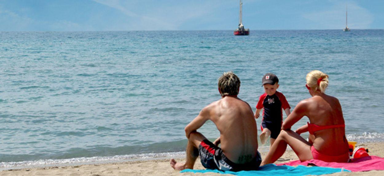 Afbeelding van Update: Negatief zwemadvies na zeevonk opgeheven