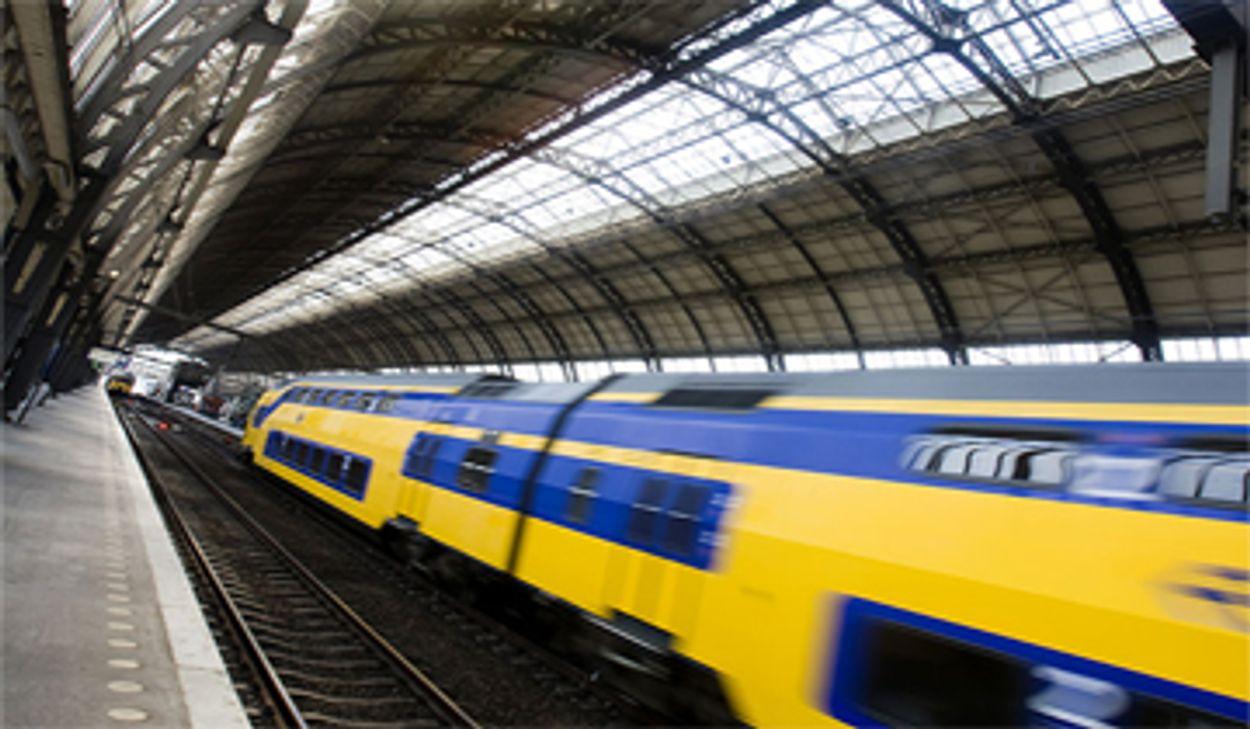 Afbeelding van 200.000 mensen gratis met de trein