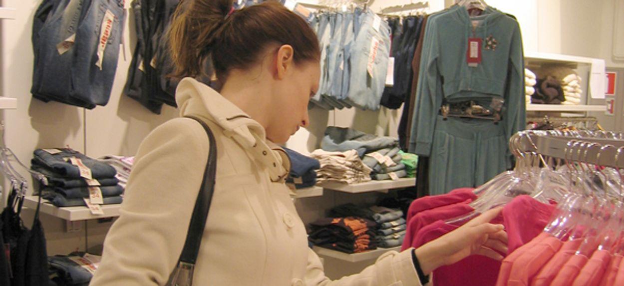 Afbeelding van Nederlandse winkels in Europese achterhoede