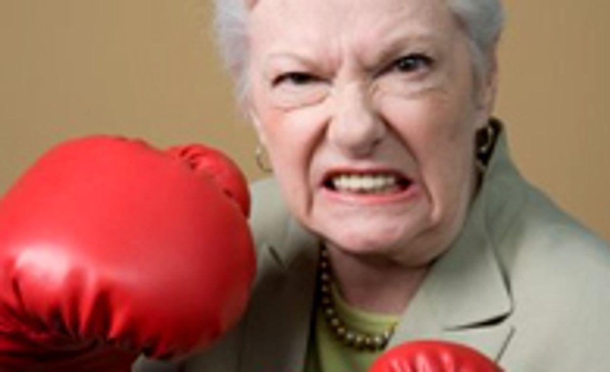 Afbeelding van Mannelijk hormoon seksueel stimulerend na menopauze