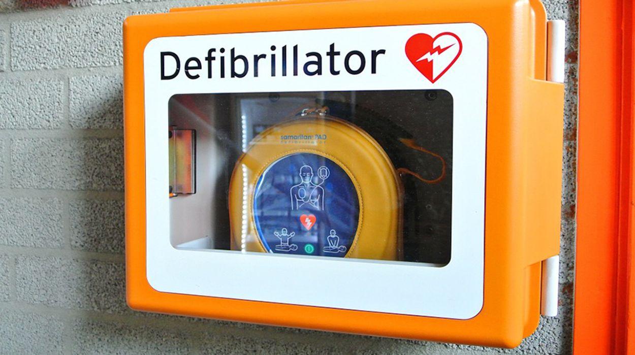 Afbeelding van Overlevingskans groter door groeiend aantal AED's