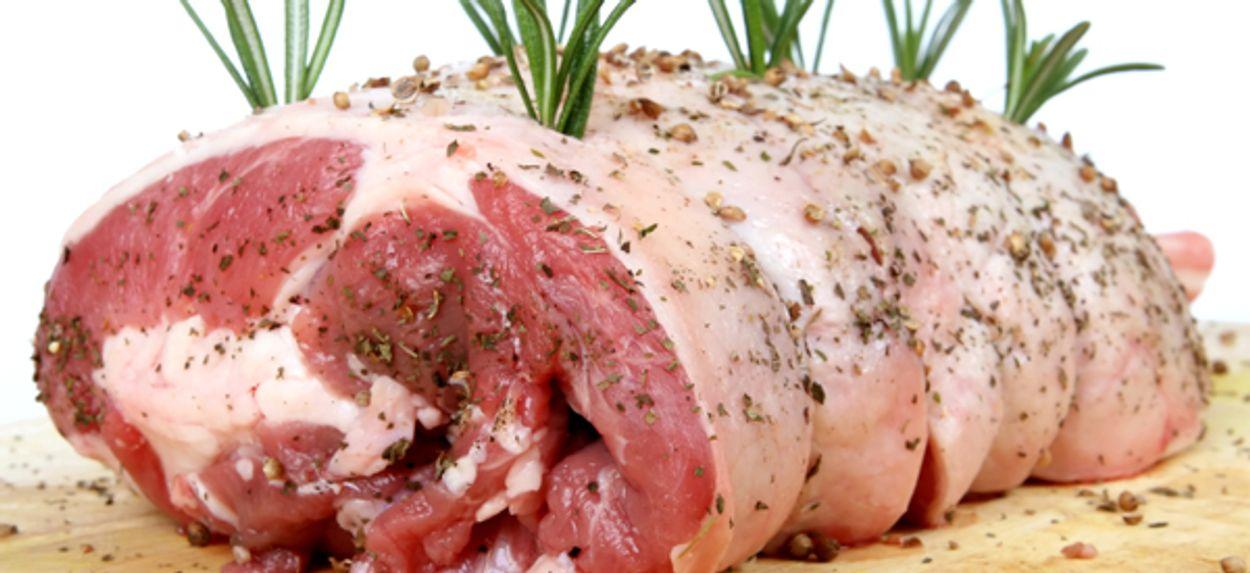 Afbeelding van 'Vlees met poepbacteriën in voedselketen'