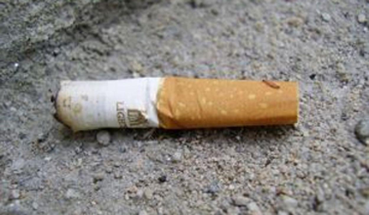Afbeelding van New York verbant sigaret uit parken