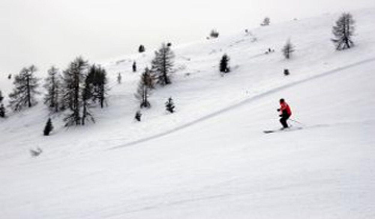 Afbeelding van Minder wintersporters verongelukt