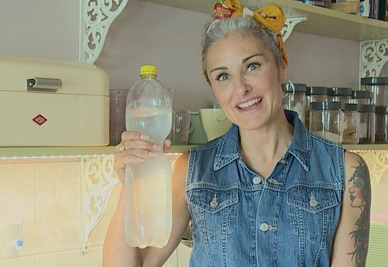 Afbeelding van Zó krijg je jouw fles met water in een korte tijd koud