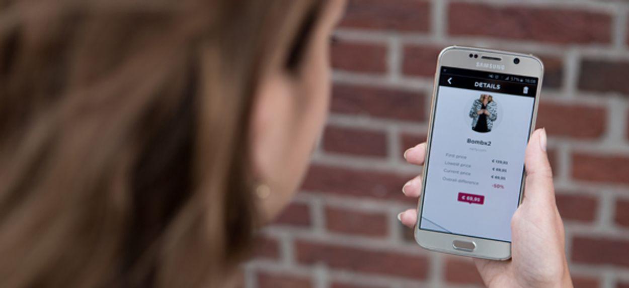 Afbeelding van Handige (gratis) app voor koopjesjagers: Pricepin