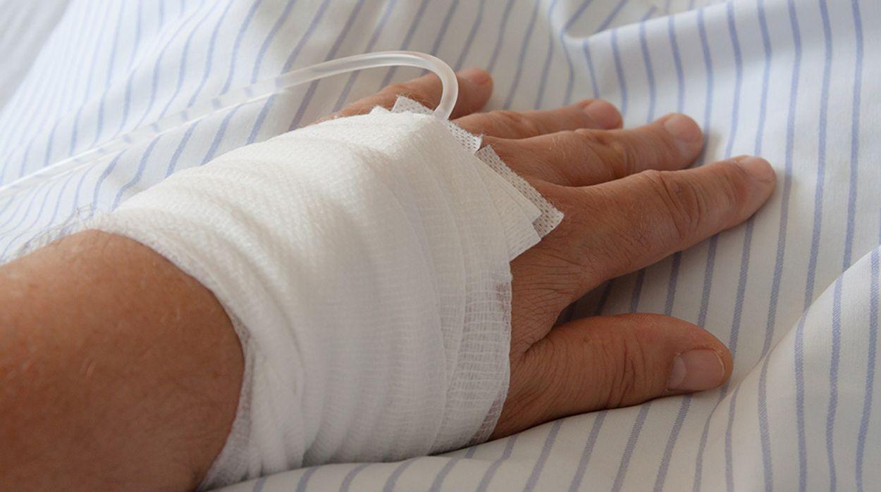 Afbeelding van Oproep: Noodgedwongen verblijf in het ziekenhuis