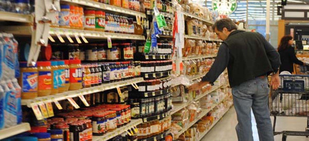 Afbeelding van 'Zelfstandige supermarkt heeft het moeilijk'
