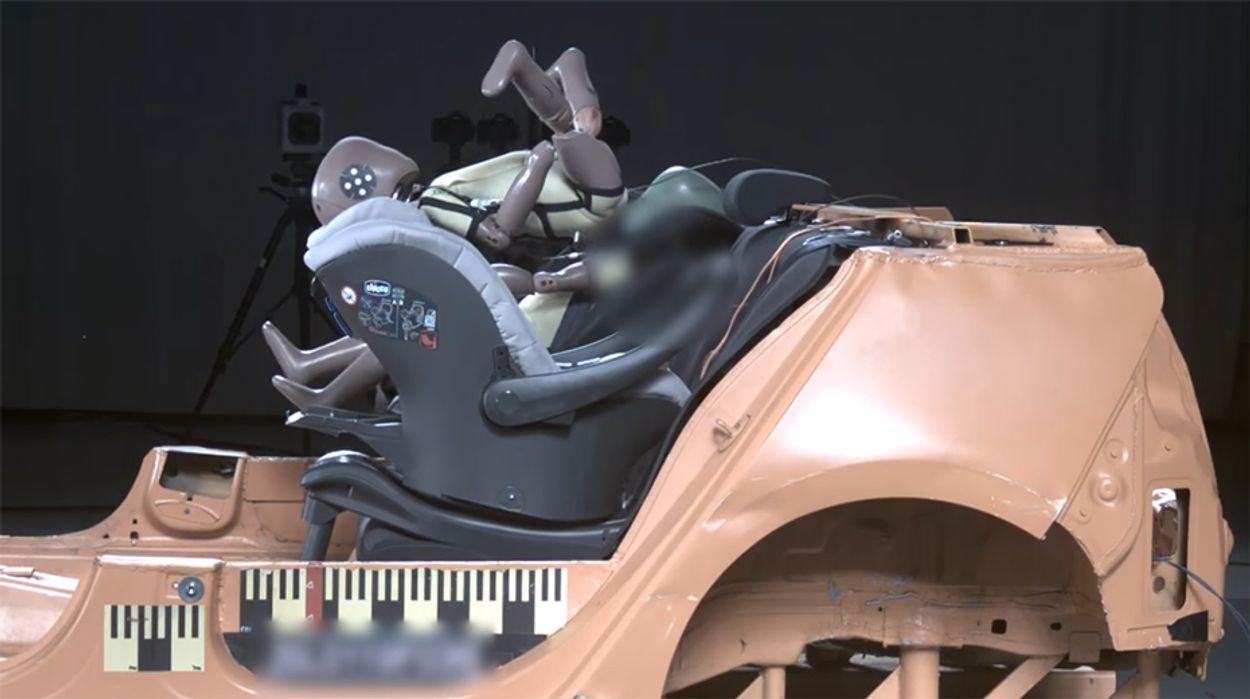 Afbeelding van Consumentenbond: gebruik deze autostoeltjes niet